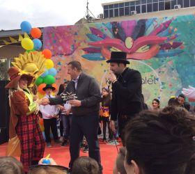 Fund-java e Karnavaleve  ne Berat.
