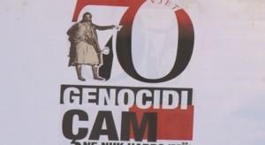 70 Vjetori i gjenocidit Cam