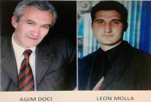 Agim Doci + Leon Molla